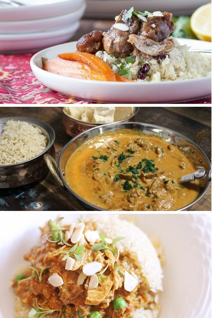 10 Best Healthy and Tasty Slow Cooker Recipes on the internet right now. They are all easy to make, super healthy and DELICIOUS!!